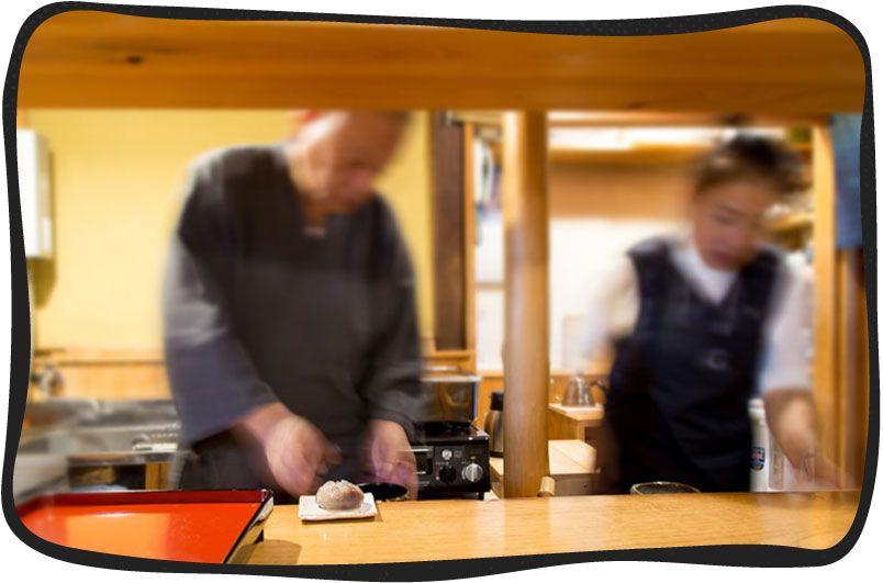調理中のイメージ画像