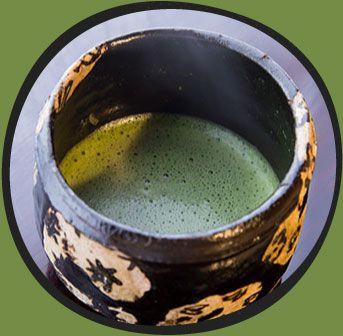 お抹茶のイメージ画像
